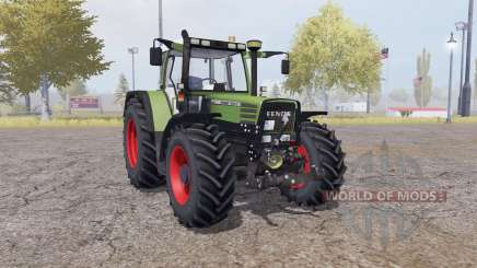 Fendt Favorit 515C Turbomatik для Farming Simulator 2013