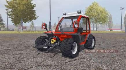 Reform Metrac H6 для Farming Simulator 2013