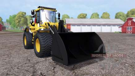 Volvo L120H v1.1 для Farming Simulator 2015