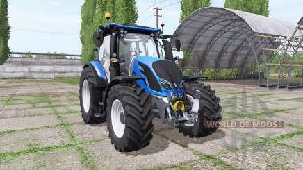 Valtra N174 blue для Farming Simulator 2017