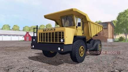 БелАЗ 540 для Farming Simulator 2015