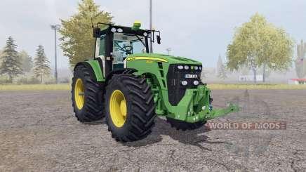 John Deere 8530 v2.2 для Farming Simulator 2013