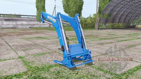 New Holland 750TL MSL для Farming Simulator 2017
