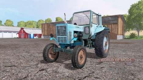 МТЗ 80 Беларус для Farming Simulator 2015