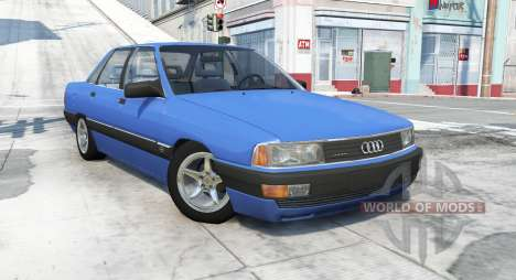 Audi 200 quattro (44) 1988 для BeamNG Drive