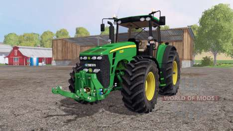 John Deere 8330 4x4 для Farming Simulator 2015