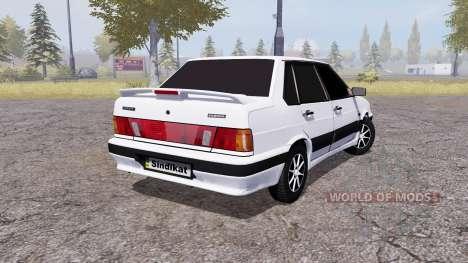 LADA Samara (2115) для Farming Simulator 2013