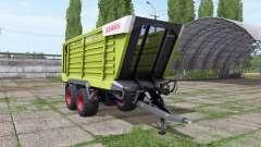 CLAAS Cargos 740 для Farming Simulator 2017