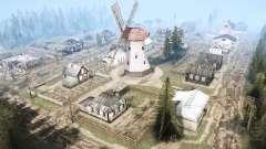 Село Восход для MudRunner