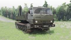 КамАЗ 4310 гусеничный