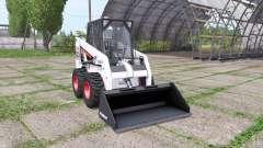 Bobcat 863 Turbo для Farming Simulator 2017