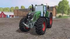Fendt 936 Vario v1.9 by Golim для Farming Simulator 2015