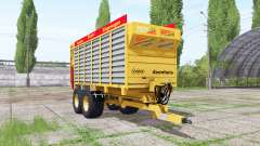 Veenhuis W400 v1.2 для Farming Simulator 2017