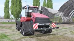 Case IH Quadtrac 1000 v1.3 by KHD-Agrostar для Farming Simulator 2017