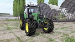 Fendt 716 Vario TMS v2.0 для Farming Simulator 2017