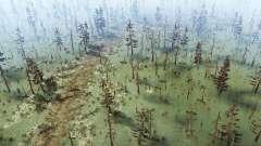 Swamp для MudRunner