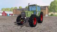 Fendt Farmer 310 LSA Turbomatik green для Farming Simulator 2015