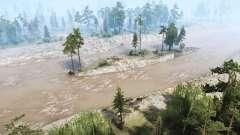 Три реки для MudRunner