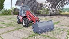 Weidemann 4270 CX 100T для Farming Simulator 2017