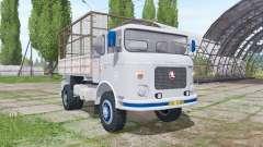 Skoda-LIAZ 706 MTSP silo для Farming Simulator 2017