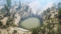 San Dimas Canyon для MudRunner