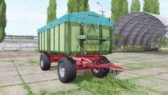 Welger DK 280 R v2.0 для Farming Simulator 2017