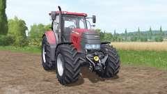 Case IH Puma 155 CVX для Farming Simulator 2017