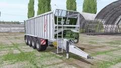 Fliegl Gigant ASW 491 для Farming Simulator 2017