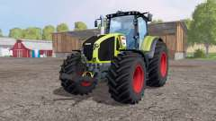 CLAAS Axion 950 4x4 для Farming Simulator 2015