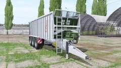 Fliegl ASW 391 v3.1 для Farming Simulator 2017