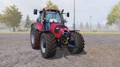Hurlimann XL 130 maroon для Farming Simulator 2013