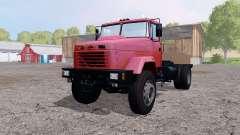 КрАЗ 5133 тягач для Farming Simulator 2015
