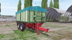 Welger TDK 300 green для Farming Simulator 2017