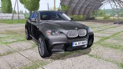 BMW X6 M (E71) Black Spike