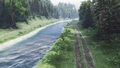 Речка Тушама