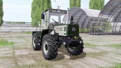 Mercedes-Benz Trac 1100 Intercooler v1.1.0.1 для Farming Simulator 2017