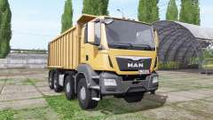 MAN TGS 41.440 для Farming Simulator 2017