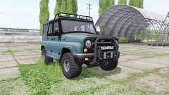 УАЗ 315195 Хантер v1.1