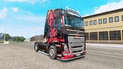 Скин MSI Gaming на тягач Volvo FH-series