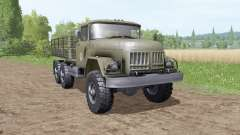 ЗиЛ 131 v1.3 для Farming Simulator 2017