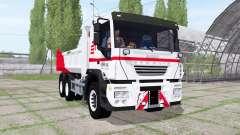 Iveco Stralis dump truck