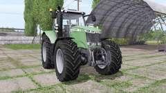 Massey Ferguson 7722 green special paint для Farming Simulator 2017