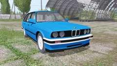 BMW 325iX touring (E30) 1988 для Farming Simulator 2017