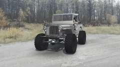 Willys MB off-road v1.1