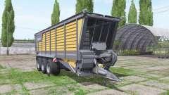 Krone TX 560 D v1.3 для Farming Simulator 2017