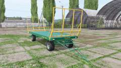 METALTECH PBD 8 для Farming Simulator 2017