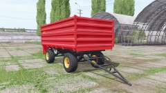 Zmaj 489 v1.1 для Farming Simulator 2017