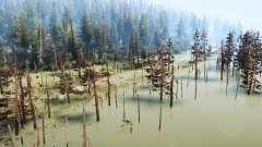 Через болото для MudRunner