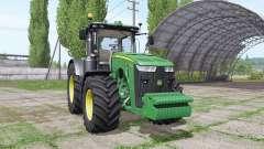 John Deere 8320R v1.2 by TechMod a.s. для Farming Simulator 2017