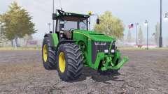 John Deere 8370R для Farming Simulator 2013